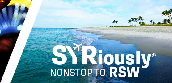 SYRiously Nonstop to DFW