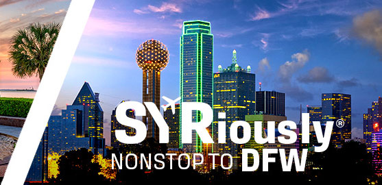SYRiously Nonstop to DEN