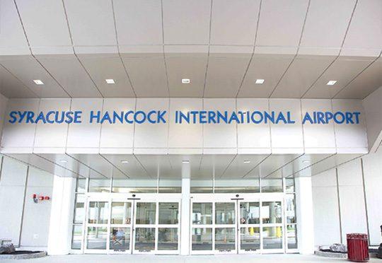 About Us Syracuse Hancock International Airportsyracuse