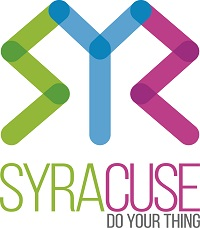 Visit Syracuse website logo