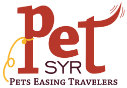 PET Pets Easing Travelers Logo